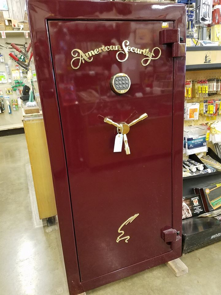 new and used gun safes in Iowa
