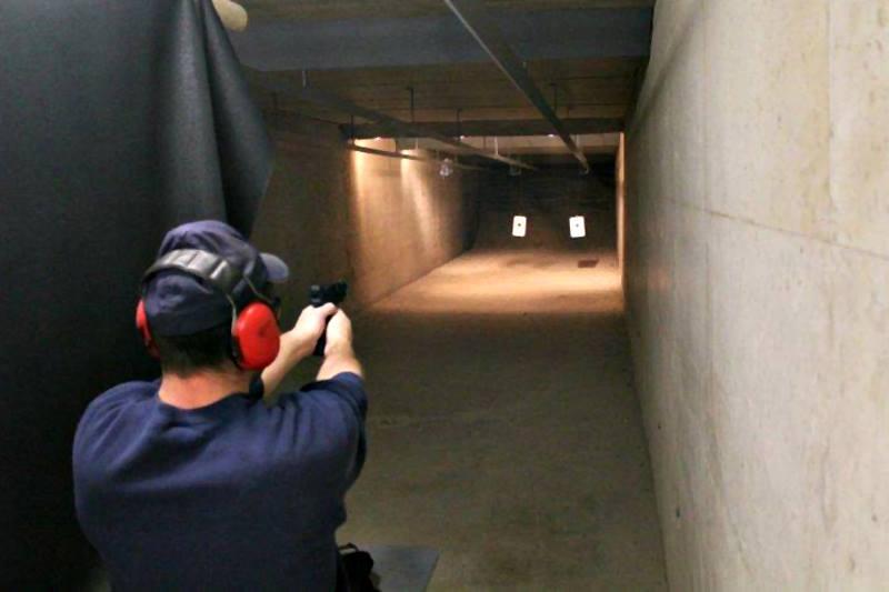Outdoor, Indoor, Trap Range State Center, Iowa | Daryl's Gun