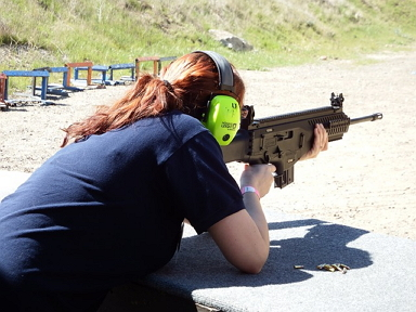 indoor and outdoor shooting range for gun owners near Boone, Iowa